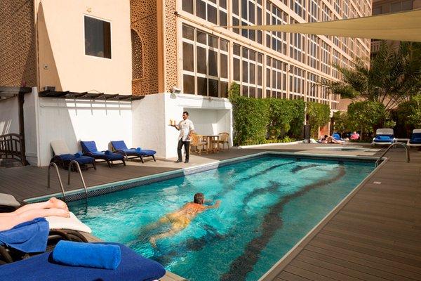 Arabian Courtyard Hotel & Spa - фото 35
