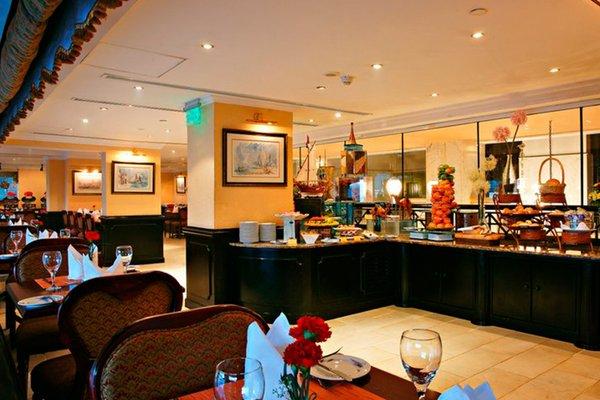 Arabian Courtyard Hotel & Spa - фото 13