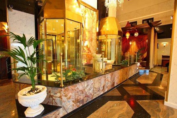 Arabian Courtyard Hotel & Spa - фото 14
