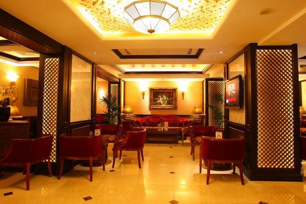 Arabian Courtyard Hotel & Spa - фото 16