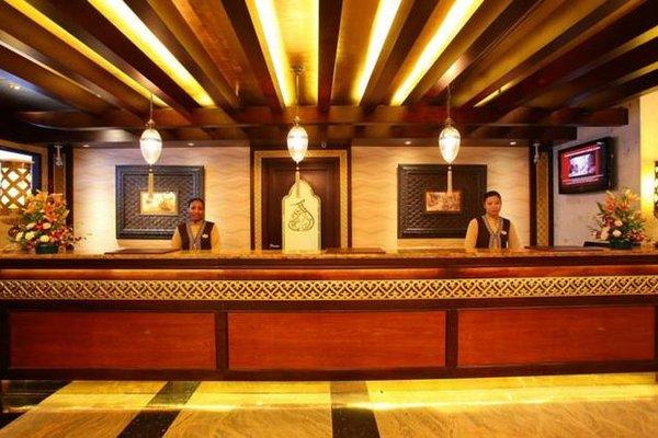 Arabian Courtyard Hotel & Spa - фото 17
