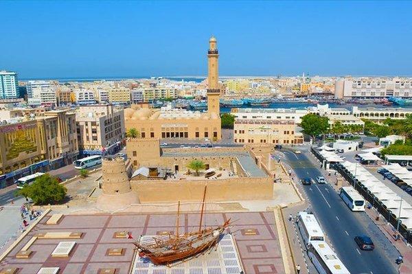 Arabian Courtyard Hotel & Spa - фото 22