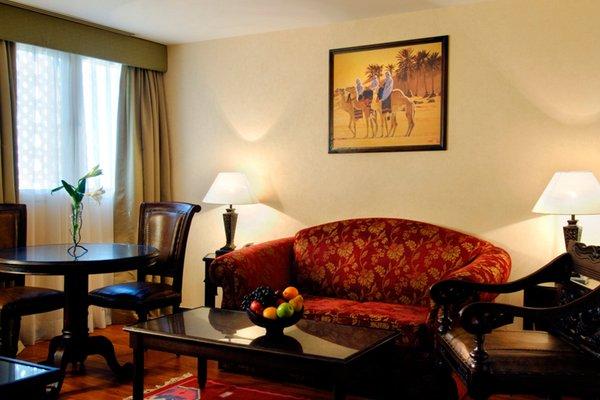 Arabian Courtyard Hotel & Spa - фото 5