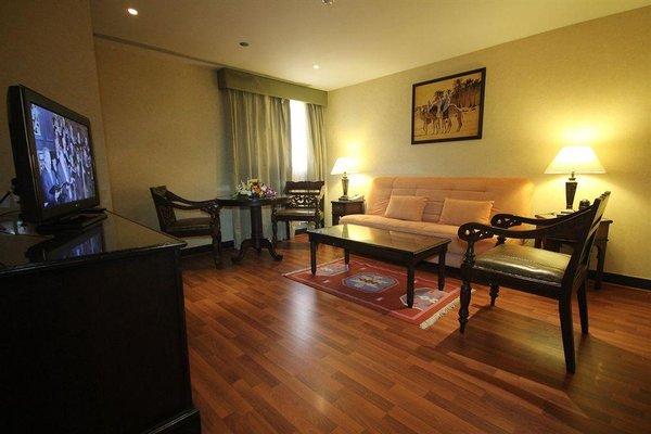 Arabian Courtyard Hotel & Spa - фото 6