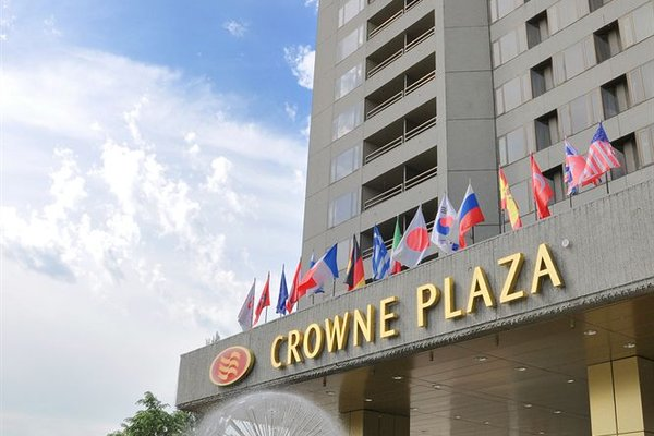 Crowne Plaza Moscow World Trade Centre - photo 23