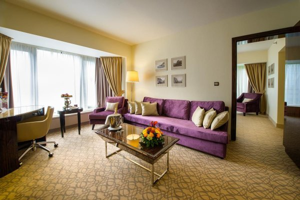 Crowne Plaza Moscow World Trade Centre - photo 4