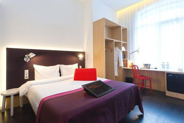 AZIMUT Отель Тульская Москва - 28