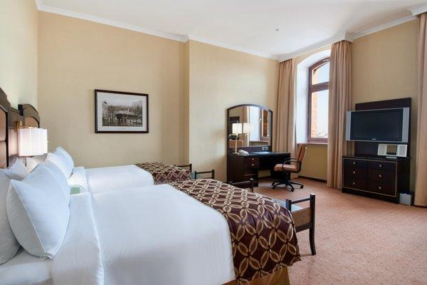 Хилтон Москва Ленинградская - фото 42