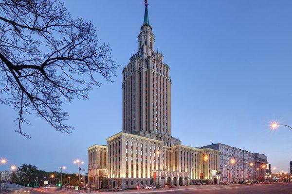 Хилтон Москва Ленинградская - фото 22