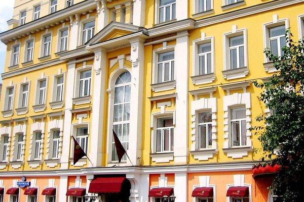 Отель Мандарин - 22