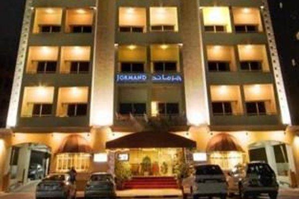 Jormand Hotel Apartments - фото 17