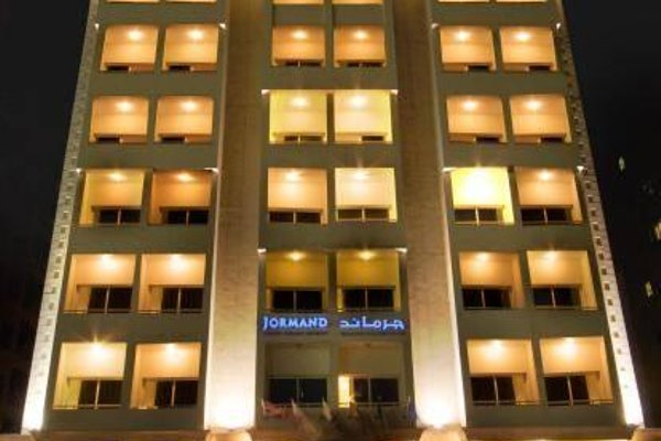 Jormand Hotel Apartments - фото 18