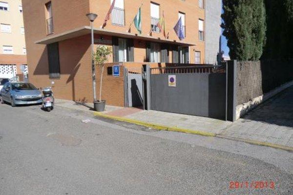 Hotel Nuestra Senora de Valme - фото 22