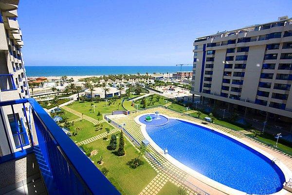 Patacona Resort Apartments - фото 50