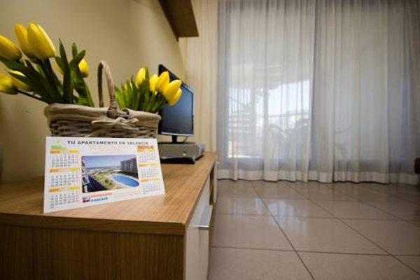 Patacona Resort Apartments - фото 14