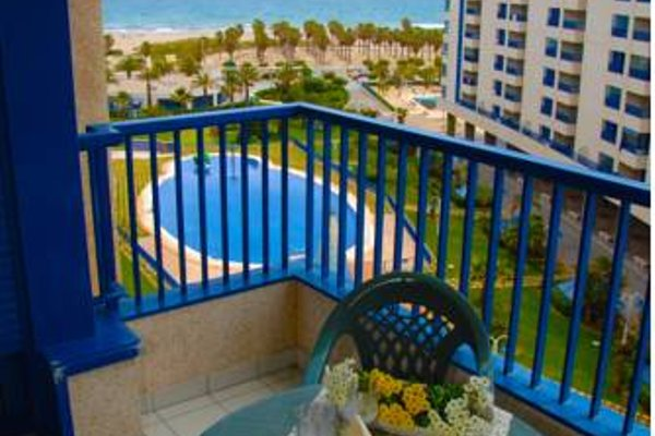 Patacona Resort Apartments - фото 16