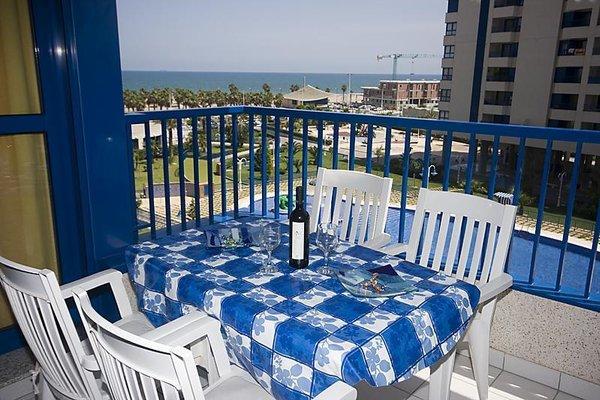 Patacona Resort Apartments - фото 17