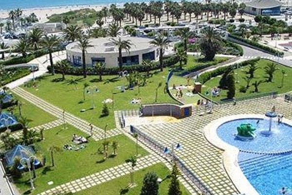 Patacona Resort Apartments - фото 20