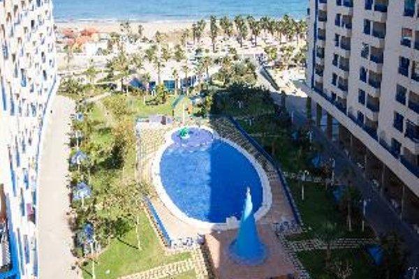Patacona Resort Apartments - фото 21