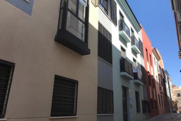 Malaga Apartamentos - фото 22