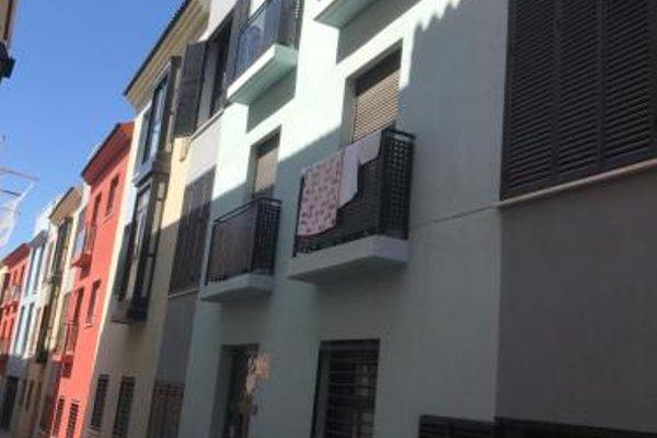 Malaga Apartamentos - фото 23