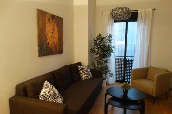 Malaga Apartamentos - фото 8