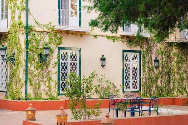 Hotel Cortijo La Reina - фото 21