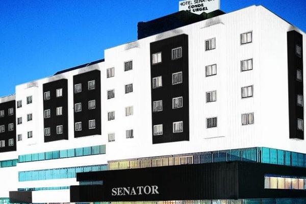 Hotel Condes de Urgel - фото 23