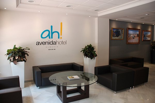 Avenida Hotel AlmerA-a - фото 8