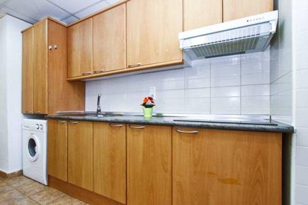 Apartamento Village - фото 12