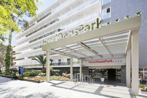 Hotel Oasis Park - фото 22