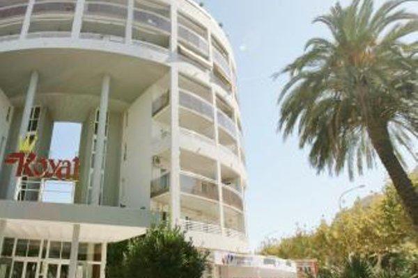 Rentalmar Royal Apartamentos - фото 21
