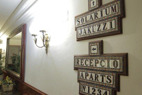 Apartaments Rosa Clara - фото 14