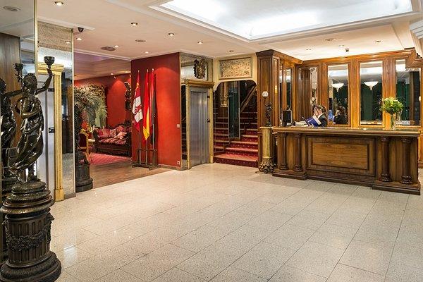 Hotel Fernan Gonzalez - фото 15