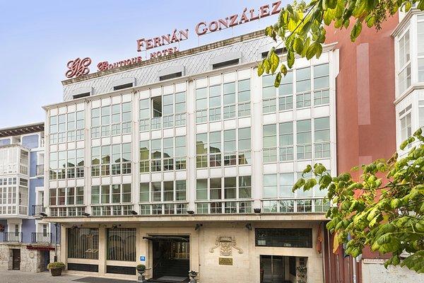Hotel Fernan Gonzalez - фото 21