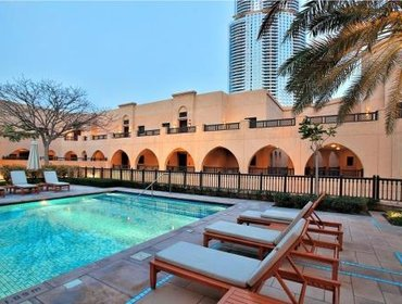 Апартаменты Downtown Al Bahar Apartments