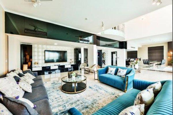 Downtown Al Bahar Apartments - фото 4