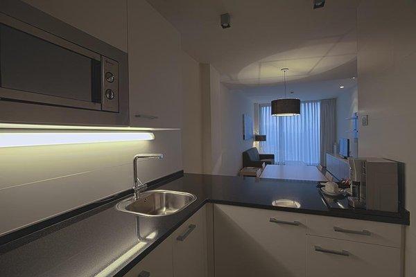 Apartamentos Jardines de Uleta - фото 11