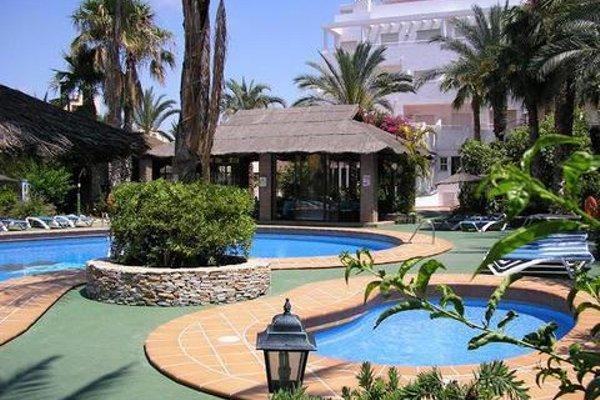 Hotel Apartamentos Mexico - фото 50
