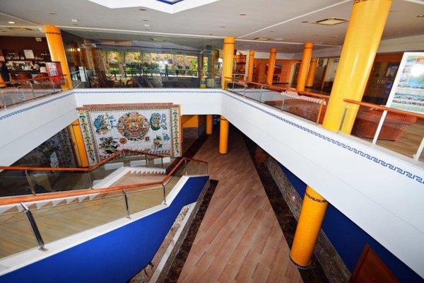 Hotel Apartamentos Mexico - фото 15