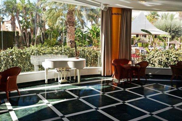 Hotel Apartamentos Mexico - фото 16