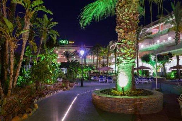 Hotel Apartamentos Mexico - фото 17