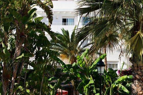 Hotel Apartamentos Mexico - фото 18