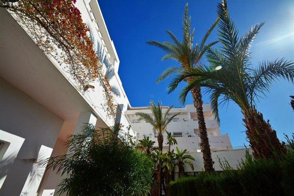 Hotel Apartamentos Mexico - фото 19