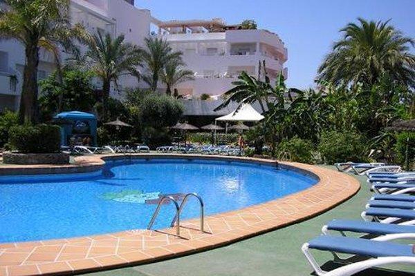 Hotel Apartamentos Mexico - фото 20