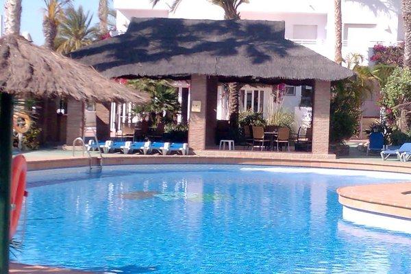 Hotel Apartamentos Mexico - фото 21