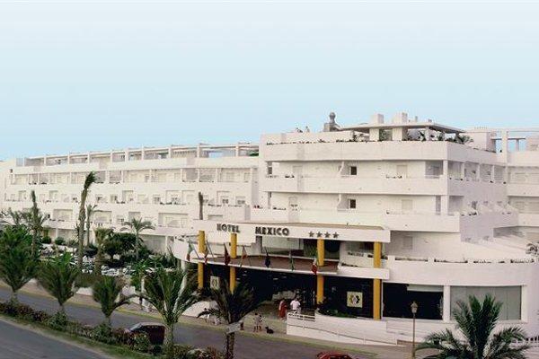 Hotel Apartamentos Mexico - фото 23