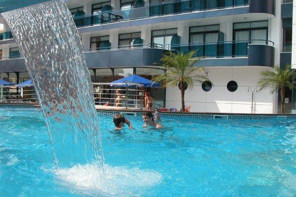 Hotel Blaucel - фото 22