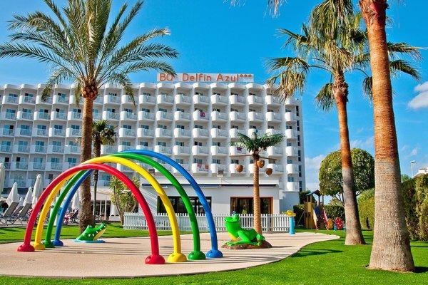 BQ Delfin Azul Hotel - фото 21