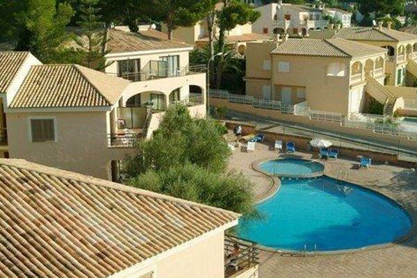 Aucanada Apartments Mallorca - фото 22
